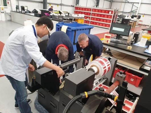 laser cutter cut3 installation
