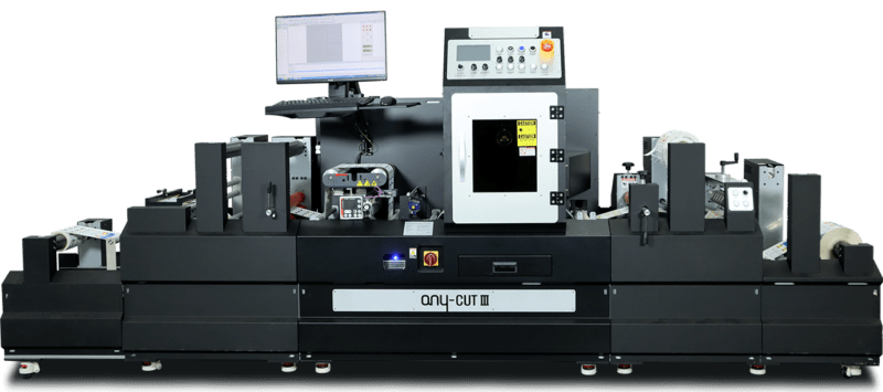 production class laser converting